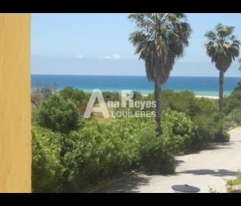 Alquiler de apartamento con vistas en la zona de Atlanterra en  Zahara de los Atunes