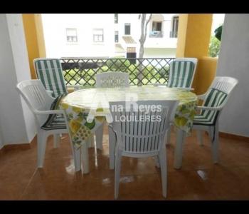 Alquiler apartamento de 2 dormitorios en la urbanización Atlanterra Playa
